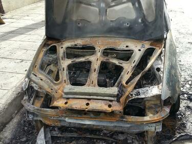 "Шестима русенци ""изгоряха"" с по една кола"