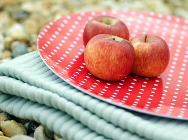 Ябълките ни носят здраве и красота