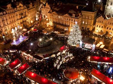 Най-празничните зимни дестинации в света