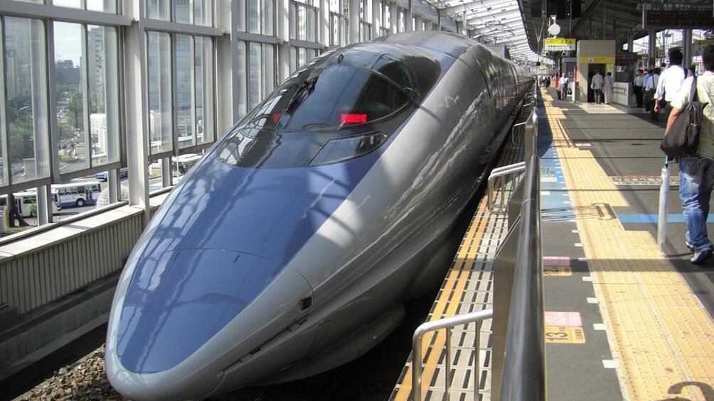 Снимка: За пример: Японски превозвач се извини за 20 секунди разлика в разписание