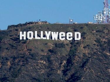 Ник Нолти 'изгря' на Алеята на славата в Холивуд