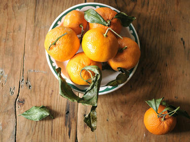 Крият ли опасност химикалите в цитрусовите плодове?