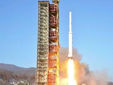 Пхенян пак изстреля ракета