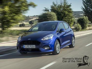Новата Fiesta аха се появи и вече е дамски автомобил №1