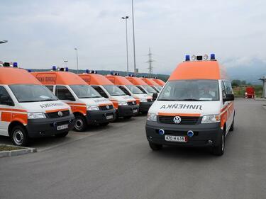 Модернизират спешната помощ със 163.5 млн. лева