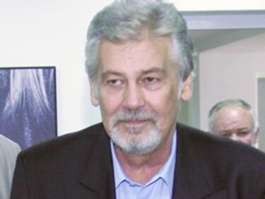 Стефан Данаилов представи изложба пред Народния театър