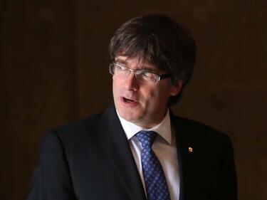 Испанският съд спря международната заповед за арест на Пучдемон