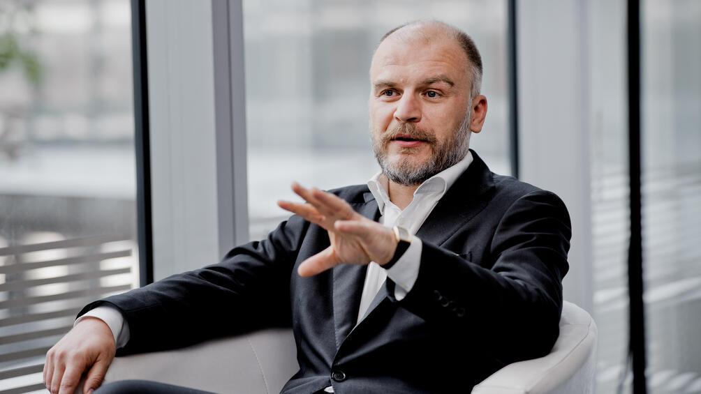 Мартин Орнас-Кубачи се присъединява към SES Astra в началото на