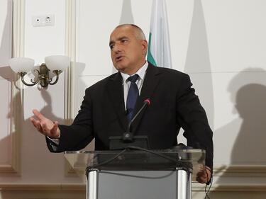 Борисов се среща с премиера на Македония