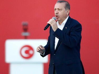 Tурският президент е на историческо посещение в Гърция