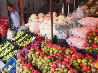 На 17 декември стартира коледният фермерски пазар