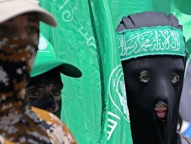"""""""Ислямска държава"""" плаши САЩ заради Йерусалим"""