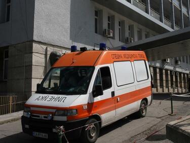 Трима в Пирогов - пили антифриз