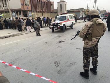 Кървав атентат и в Кабул, жертвите са поне 40