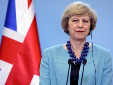 Мей се надява на успешна сделка с ЕС през 2018 г.