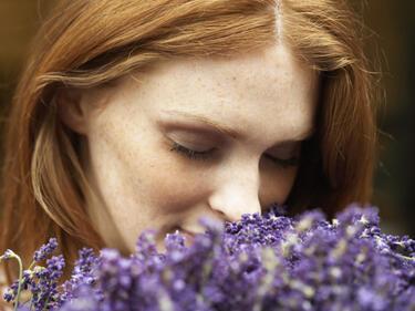 Ето кой аромат намалява стреса