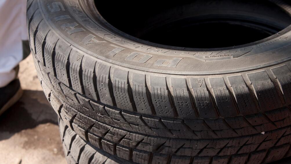Акцията по събиране на стри гуми от домакинствата ще продължи