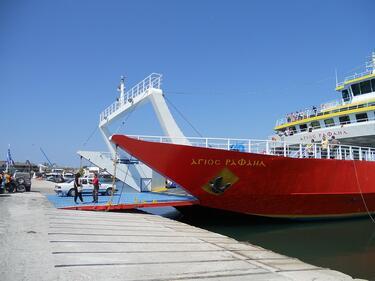 24-часова транспортна блокада в Гърция