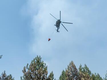 Хеликоптер падна в Арабско море