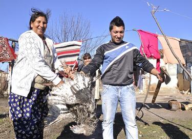 Втори ден ромите празнуват Банго Васил