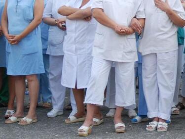 Медици от 22 болници излизат на протест