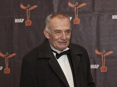 In Мemoriam: Отиде си актьорът Стефан Илиев