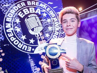 Кристиан Костов с две европейски награди накуп