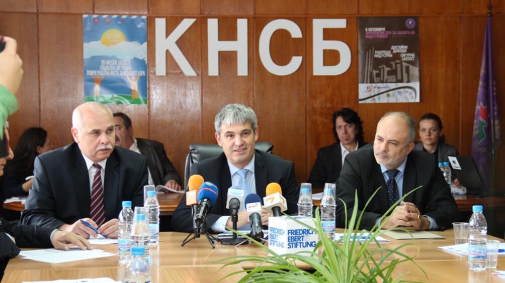 Министерство на енергетиката да излезе със законодателна инициатива, която да