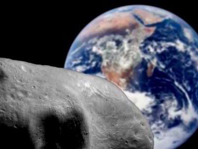 Гигантски астероид ще мине близо до Земята