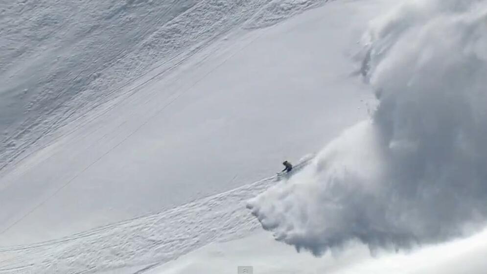Най-висока степен - пета - за опасност от лавини е