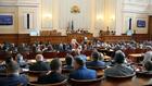Депутатите започват обсъждането на вота на недоверие