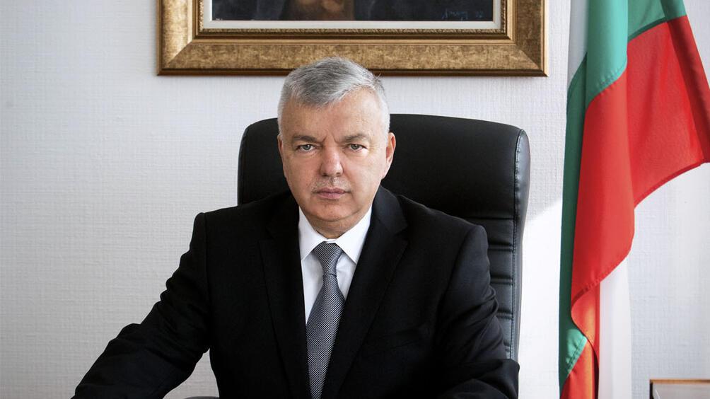 Началникът на Националната служба за охрана Ангел Антонов е подал