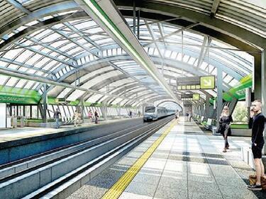 Софийската подземна железница става на 20