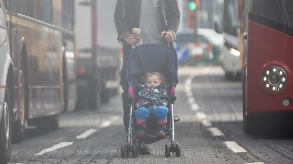 Мнозинството от софиянци оценяват замърсяването на въздуха като един от