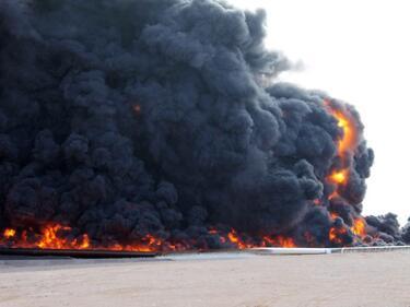 Атентат в Либия, има загинал и много ранени