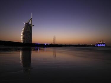 Най-високият хотел в света отново ще е в Дубай