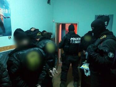 Мащабна полицейска акция в Казанлък