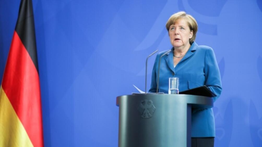 Федералният канцлер на Германия Ангела Меркел заяви след среща с
