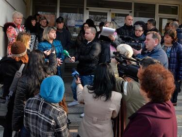 Протест на личните лекари в София, 1-часова стачка в други градове