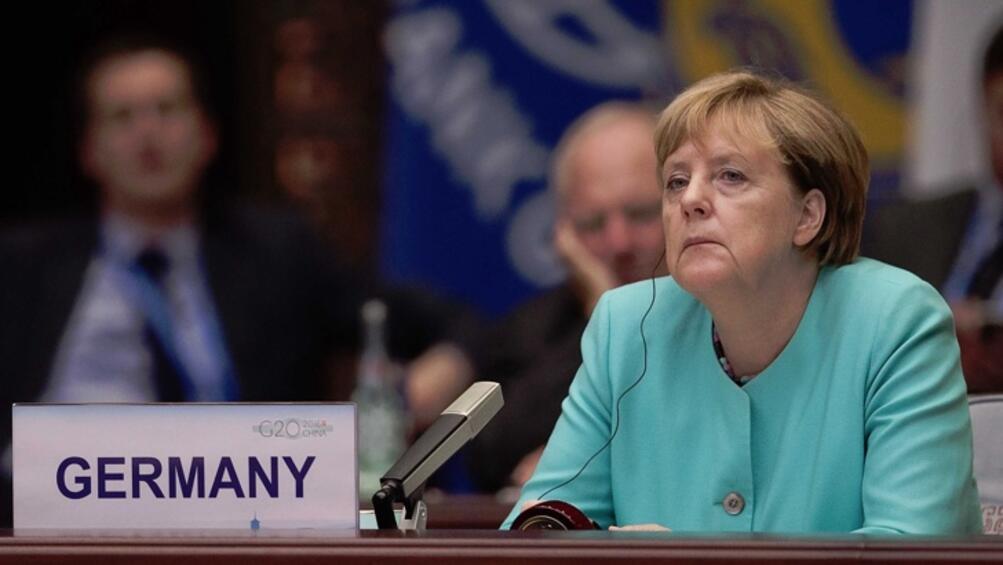 Кандидатурата на Ангела Меркел за канцлер ще бъде издигната днес