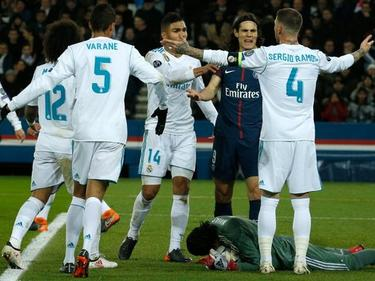 """""""Реал"""" попари мечтите на ПСЖ за шампионската лига"""