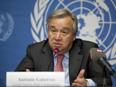 В ООН обнадеждени за спора за името на Македония