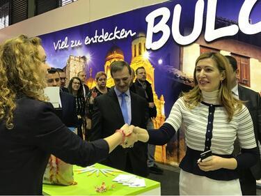 Търсим нови туристи от чужбина на най-голямото изложение в Германия