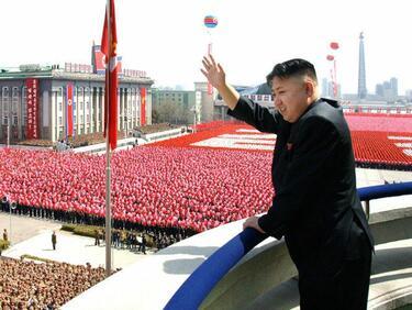 Северна Корея мълчи за срещата на Ким Чен-ун с Тръмп