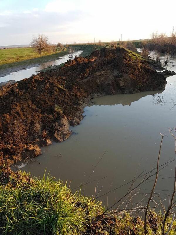 Няма наводнени земеделски земи в Бургаско