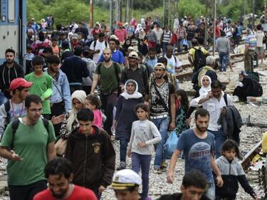 Вадим нови €200 000 за бежанците от Сирия
