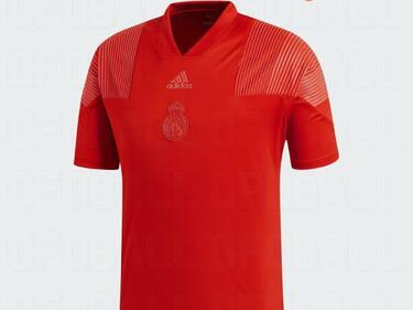 Реал (Мадрид) облича червени екипи