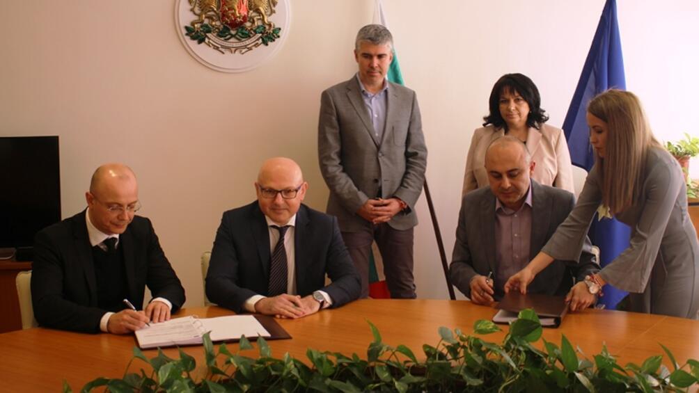Българският проект за газов хъб
