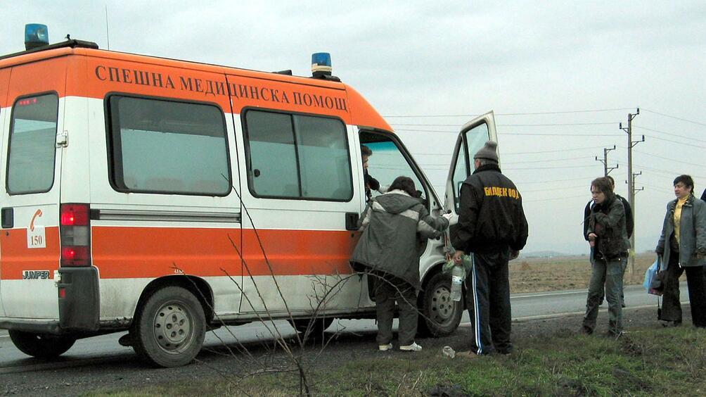 30-годишен мъж от Троян пострада тежко при пътен инцидент край
