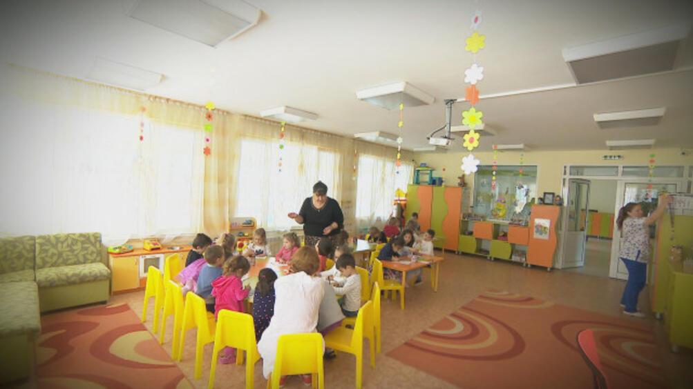 Обявиха общо 9691 свободни места в столичните детски градини и